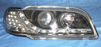S40 1998 HEAD LAMP ACCESSRIOS TYPE LED