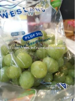 Green Seedless Grape