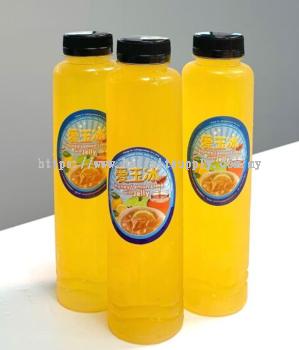 Honey Lemon Lime with Jelly