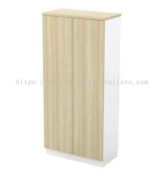 MUPHI HEIGHT WOODEN OFFICE FILING CABINET/CUPBOARD SWINGING DOOR (W/O HANDLE) AB-YD 17 (E)