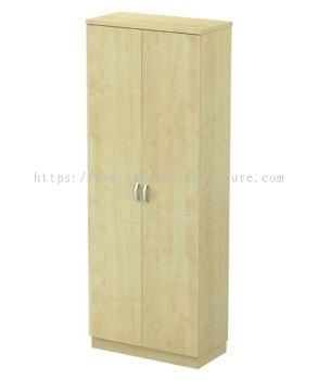 OLVA FULL HEIGHT WOODEN OFFICE FILING CABINET/CUPBOARD SWINGING DOOR AQ-YD 21