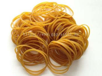 Gold Rubber Band