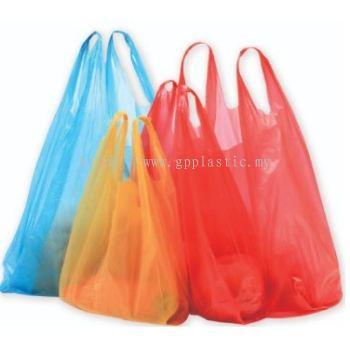 Color Singlet Carrier Bag ֽ��