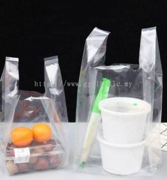 Pe Plastic Singlet Carrier Bag ���Ĵ�