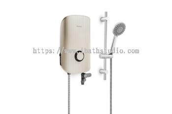 RINNAI REI-E380DP-C-BG DC PUMP HAND SHOWER WATER HEATER