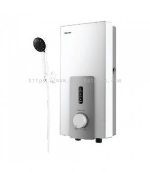 TOSHIBA DSK38S3MW Electric Water Heater DC Pump
