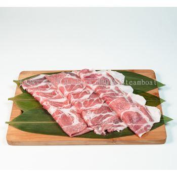��Ȧ��Ƭ Sliced Pork Collar