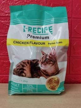 I-RECIPE Premium Dry Cat Food