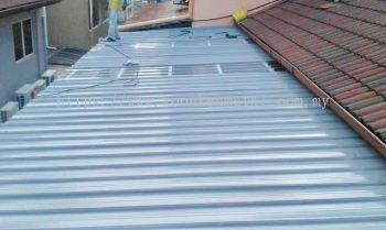 Metal Deck Roof 5