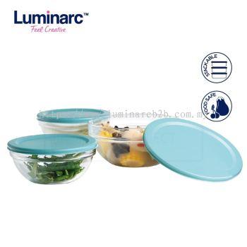 Luminarc Keep N Bowl with Lid