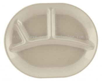 4 Compartment Tray 7012 MS