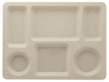 6 Compartment Tray 8000