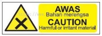 Warning Signage