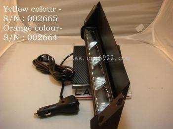 Strobe Warning Light BH 82062Y 12 LED
