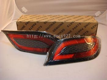 Bumper Reflector Light Bar YCL-391C-T.Vios 2013Y (Red) (S/N : 001488)