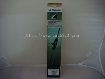 7697015 CALEARO UNNIVERSAL ELECTRONIC FM ANTENNA (S/N: 001507)