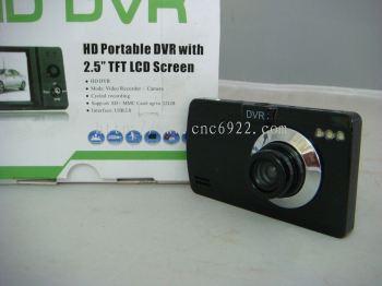 "RECORDER A10 2.5"" HD PORTABLE DVR (BLACK) (S/N: 001270)"