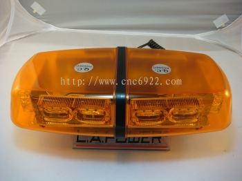 STROBE WARNING LIGHT LD-636 36 LED (YELLOW) (S/N: 002896)