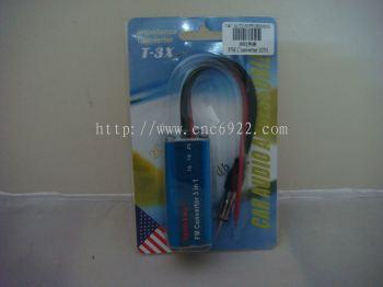 LESHI T-3X FM CONVERTER 3 IN 1 (BLUE) (S/N: 001508)