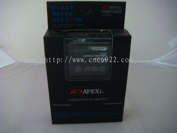 Voltage Meter & Capacitor (S/N: 000784)