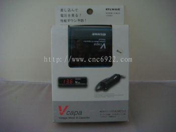 Voltage Meter& Capacitor (S/N: 002819)