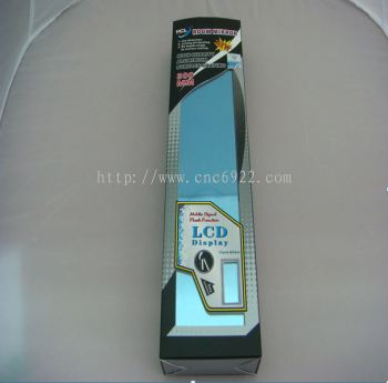 YCL 884A LCD DISPLAY ROOM MIRROR (S/N:002488)