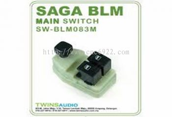 POWER WINDOW SWITCH MAIN SWITCH PROTON SAGA BLM (S/N:002863)