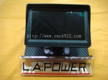 "MONITOR 430AV 4.3"" TFT LCD (S/N:001411)"