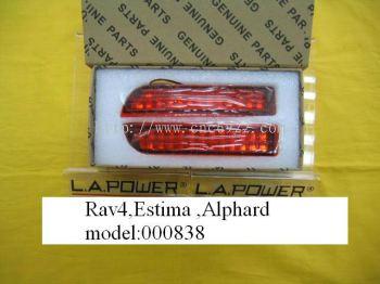 Rav4 / Estima / Alphard