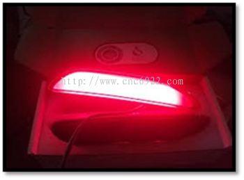 TOYOTA SIENTA BUMPER REFECTOR LIGHT BAR RED (S/N:003295)
