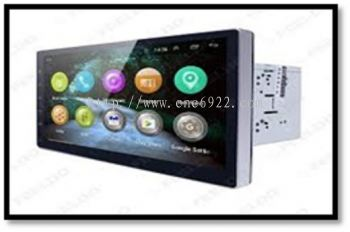 '10.2 2 DIN LA-6910 DVD PLAYER android W /DVD (S/N:003625)