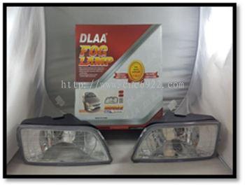 DLAA HD-022 HONDA ACCORD 2003~2007Y (S/N:001328)