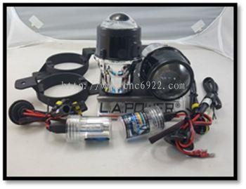 HONDA FOG LAMP Alls Projection HID-BULB (S/N:001230)