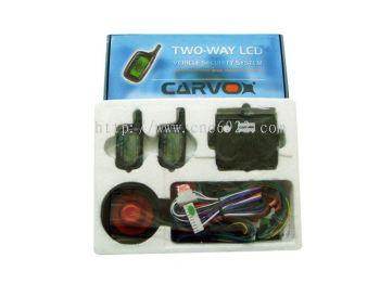 CARVOX 2 Way Alarm