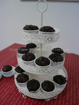 3 Layer Cup Cake Stand