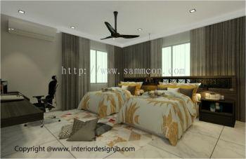 Interior Design Johor Bahru (JB) - Room decoration and renovation