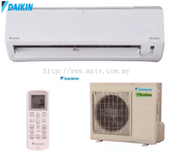Daikin 2.5hp FTN25P & RN25C Eco King Wall Mounted Air Conditioner (R410A) - P serial - Non Inverter