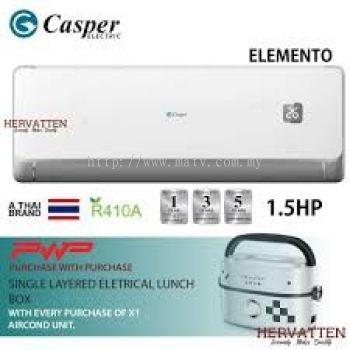 CASPER FFS12MY01-CSF12MY01 1.5HP