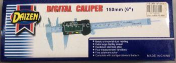 DAIZEN 150MM DIGITAL CALIPER RM70.00