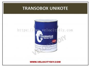 TRANSOBOX UNIKOTE 2.45 CONTAINER PAINTS 5LT