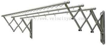 BM32518 Retractable Clothes Hanger (Three-Pole) 2m