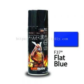 SAMURAI F37 FLAT BLUE