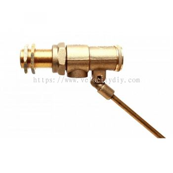 "20mm(3/4"") HEAVY DUTY BRASS FLOAT VALVE"
