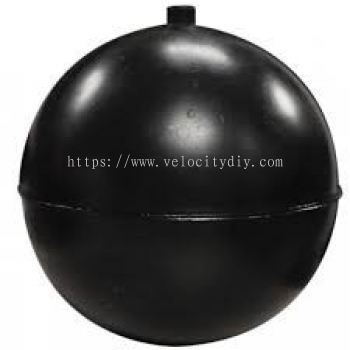 100mm  POLY FLOAT BALL