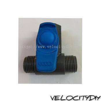 ECCO PVC ��T�� TYPE STOP VALVE(FMM)