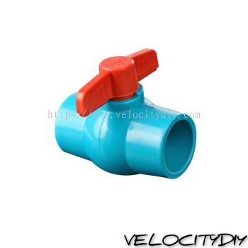 50mm PVC COMPACT BALL VALVE
