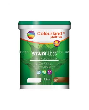 STAIN-LESS PREMIUM WASHABLE PAINT