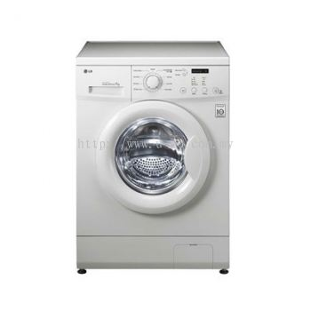LG Front Load Washer 7.0KG WD-MD7000WM | RM83/month