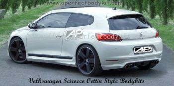 Volkswagen Scirocco Oettin Style Bodykits