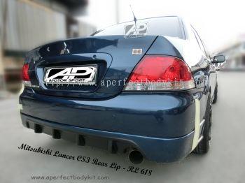 Mitsubishi Lancer CS3 Rear Lip